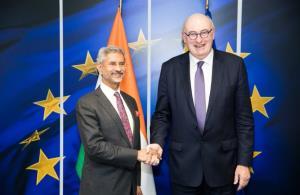 Jaishankar, EU Trade commissioner discuss prospec...