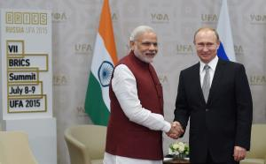 PM Modi, Putin lay stress on closer India-Russia ...