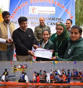 District Water Sports Championship 2018 concludes...