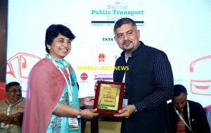 Amit Sharma wins J&K UT award in National Public ...