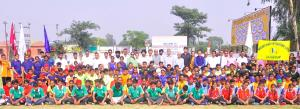 CBSE Cluster XVIII Kho-Kho Tournament gets underw...