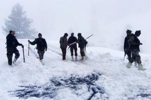 Three go missing amid snowfall in Bhaderwah
