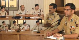 IGP reviews security arrangements ahead of Darbar...