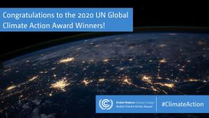 Indian outfit wins UN award for efforts to combat...
