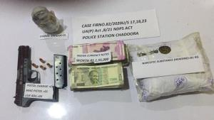 Narco-terror module busted in J&K, 6 JeM associat...