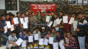 Army conducts Vehicle Repair Course