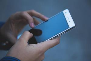 Smartphone screens are three times dirtier than a...