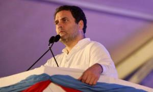 Government trying to divert attention: Rahul on d...