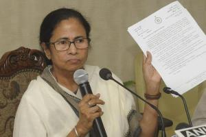 Mamata rubbishes MHA advisory, oppn parties secon...