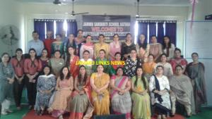 JSS Kathua concludes 2-day capacity building prog...