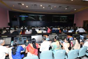 Vikram in one piece but in tilted position: ISRO ...