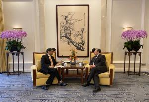 Indian envoy meets Chinese Communist Party offici...