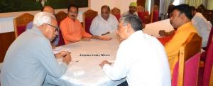 Shiv Sena Punjab Delegation meets Governor