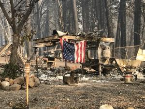 Death toll rises to 76 in California fire, Trump ...
