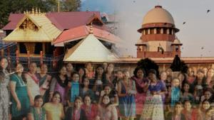 SC to deliver verdict on Sabarimala review petiti...