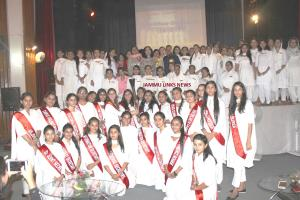 GCW Gandhi Nagar organises Investiture ceremony