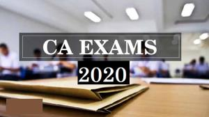 CA exams postponed to November 2020: ICAI tells S...