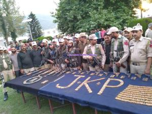 Police bust hideout in Rajouri, 4 AK rifles among...