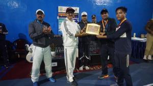 Inter-Battalion Badminton competition concludes