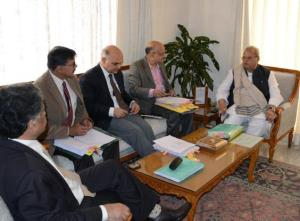 Government initiates process for setting up Metro...