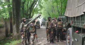 Two terrorists killed in Pulwama encounter