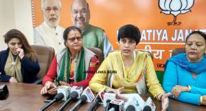 BJP Mahila Morcha to draw roadmap for 2019 in its...