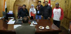 Bandipora continues to script history in Sports a...