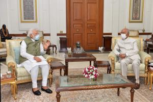 PM meets President to discuss various issues: Ras...