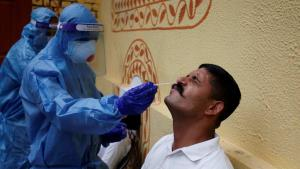 India adds 13,451 new COVID-19 infections, active...