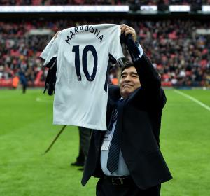 Football legend Maradona passes away