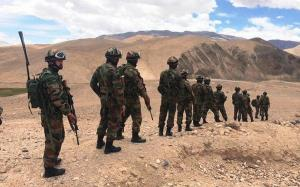 No major activity by Chinese troops in last 3-4 d...