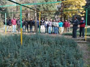 Forest Department organizes orientation training ...