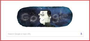 Google Doodle celebrates the birth anniversary of...
