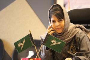 Why double standards? Mehbooba on Aseemanand acqu...