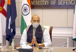 Rajnath Singh speaks to new US Defence Secretary ...