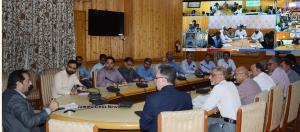 Establish Winter Joint Control Rooms: Div Com to ...