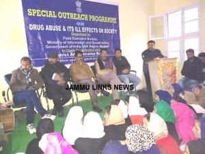 Awareness campaign concludes at GHSS Fatehpur