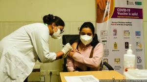 Over 77.77 crore COVID-19 vaccine doses provided ...