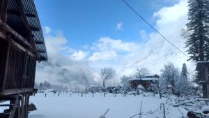 Fresh snow in Himachal, heavy spells likely