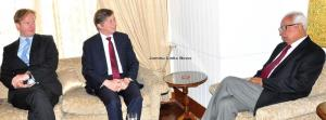 Belgian Ambassador calls on Governor