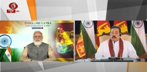 India has always given priority to Sri Lanka unde...