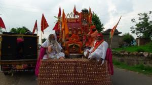 SASSS organizes Pingla Mata pilgrimage