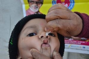 Over 17 lakh children administered polio vaccine ...