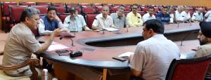 Deputations, individuals meet Advisor Ganai at Ja...