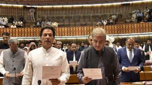 Imran Khan elected as Pakistan