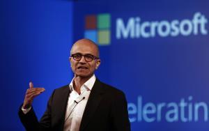 Microsoft CEO Satya Nadella tops Fortune's Busine...