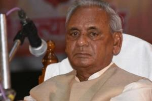 Senior BJP leader Kalyan Singh appears before Bab...