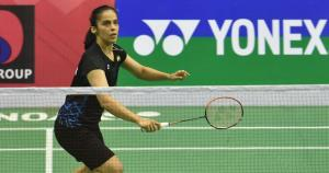 Saina Nehwal wins; Praneeth, Subhankar lose in In...