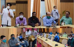 ISM Kishtwar distributes Immunity Booster medicin...