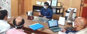 OSD Health reviews Covid-19 testing process in Ka...